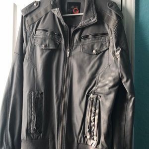 Gray jacket G by Guess